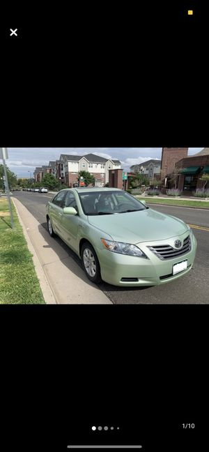 2007 Totota Camry Hybrid for Sale in Aurora, CO