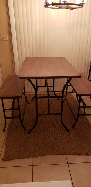 Counter height dining table set for Sale in Phoenix, AZ