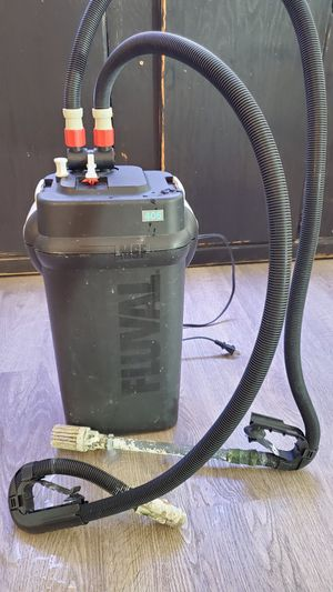 Fluval 406 Canister filter for Sale in Perris, CA