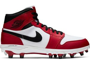 Jordan TD Mid Chicago cleats size 11. New, never worn. No box. Priced to sell for Sale in Farmers Branch, TX