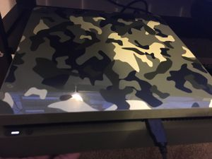 Camo PS4 for Sale in Rockville, MD