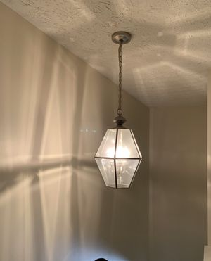 Staircase/dinning/bedroom beautiful glass chandelier for Sale in Atlanta, GA