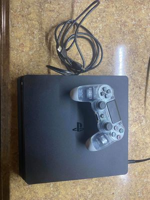 Ps4 Slim with 4 games for Sale in Las Vegas, NV