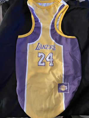 Lakers kobe Dog Jersey for Sale in Los Angeles, CA