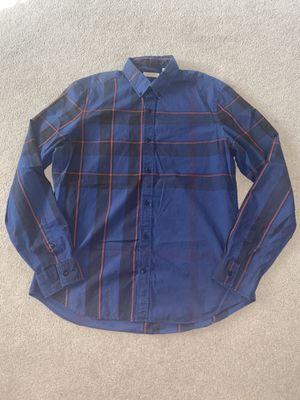Burberry Brit men's nova check L shirt for Sale in Portland, OR
