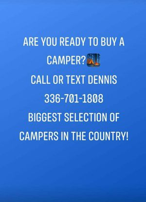 Join the RV/Camper buying BOOM! for Sale in Colfax, NC