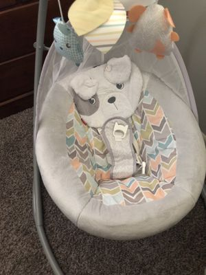 Fisher Price Snug-a-puppy Swing for Sale in Kansas City, KS