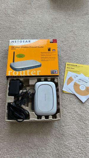 Netgear Wireless Router for Sale in Alexandria, VA