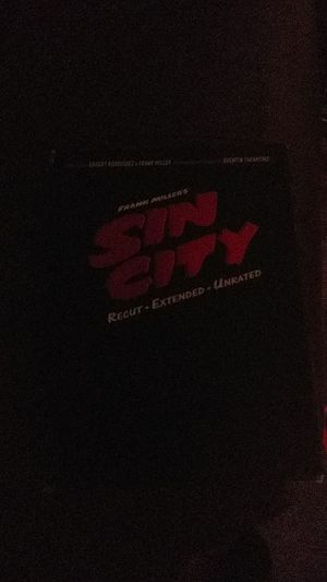 Sin city recut.extended.unrated for Sale in Copiague, NY