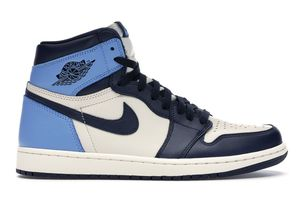 Brand New DS 10.5 Nike Jordan 1 High Obsidian for Sale in Westminster, CA