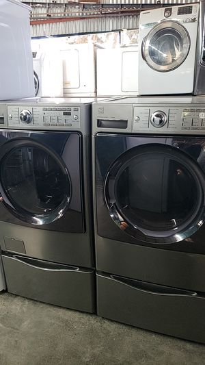 Kenmore Elite Washer and Gas Dryer Set for Sale in Fontana, CA