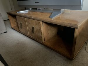 TV table/stand for Sale in Fairfax, VA