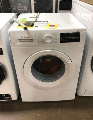 Bosch Compact Front Load Washer (WAT28400UC) F for Sale in Corona, CA