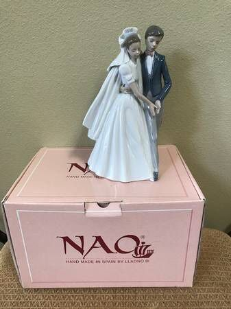 """NAO BY LLADRO """"UNFORGETTABLE DANCE"""" FIGURINE #1247 (New)"""
