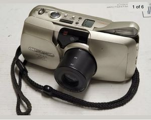 Olympus Stylus Zoom 35-70mm F2.8 Point and Shoot ***QUARTZ DATE for Sale in Las Vegas, NV