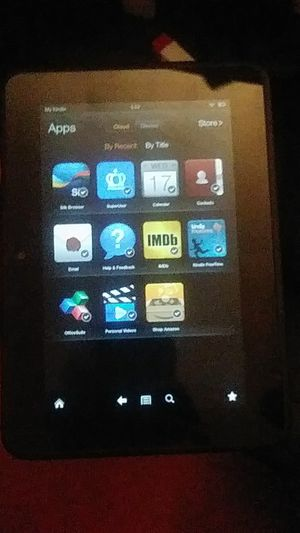 Amazon Kindle HD Gen 2 for Sale in Gulfport, FL