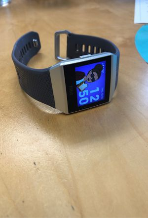 Gently used Fitbit Ionic!! for Sale in Seattle, WA