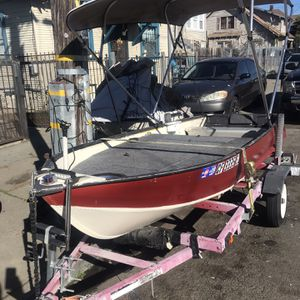 12 Ft Boat Aluminum for Sale in Oakland, CA
