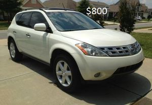 Crazy*Good*Perfectly*2OO3 Nissan Murano for Sale in Naperville, IL