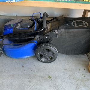 Electric Mower for Sale in Colorado Springs, CO