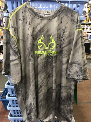 RealTree fishing shirt size XXl for Sale in Chicago, IL