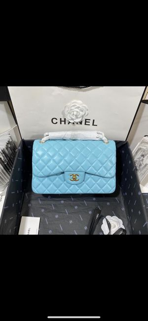Blue Chanel bag for Sale in Olympia Fields, IL