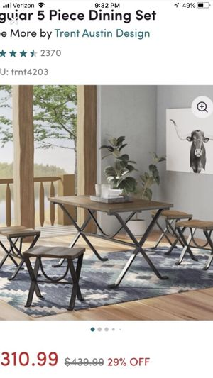 Table with stools for Sale in Stanfordville, NY