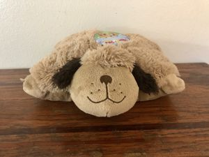 Brown Dog Pillow Pets Pee-Wees for Sale in Largo, FL