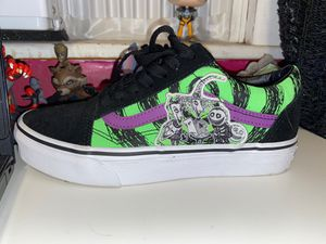 Nightmare Before Christmas Vans for Sale in Philadelphia, PA