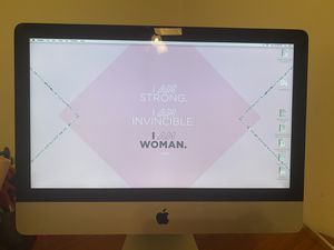 Apple iMac late 2015 for Sale in Greenville, NC