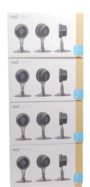 NEW Nest indoor 1080p Security Camera 3-pack SEALED for Sale in Naperville, IL