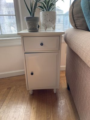 IKEA nightstand/side table for Sale in San Francisco, CA