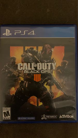 Call of Duty: Black Ops 4 for Sale in Portsmouth, VA