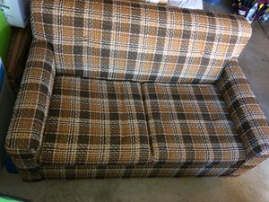 Couch Loveseat Sofa Hide a Bed Nice for Sale in Derby, KS