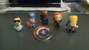 Marvel's Avenger Mini Toy Collection. for Sale in Vacaville, CA