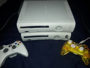 2 XBOX 360's. (LIVE ONLY) for Sale in Phoenix, AZ