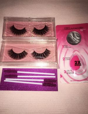 MINK LASHES for Sale in Austell, GA