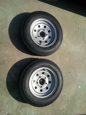 Wheel and tire combo for Sale in Flowery Branch, GA