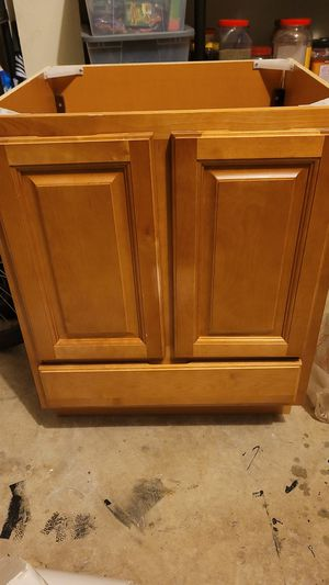 Kitchen cabinet for Sale in Bristow, VA