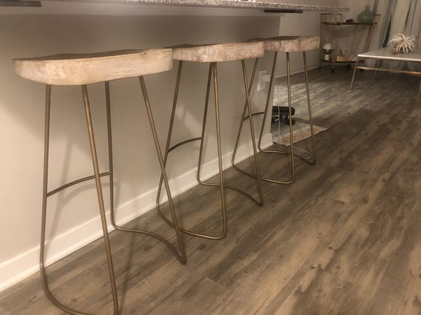 Bar stools from home goods