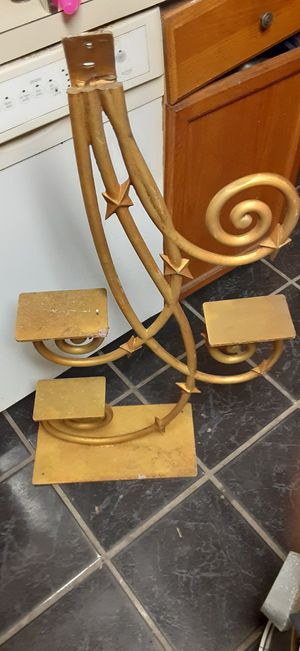 Ornamental metal holder for Sale in INTRCSION CTY, FL