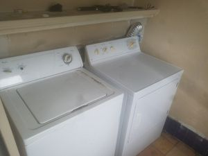 Washer and dryer for Sale in Auburndale, FL