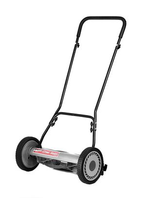 Great States 815-18 18-Inch 5-Blade Push Reel Lawn Mower, Grey for Sale in Orlando, FL