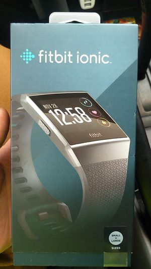 FitBit ionic smartwatch for Sale in Fresno, CA
