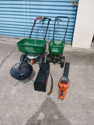 Various Yard Items (Must Pick Up) for Sale in Orlando, FL