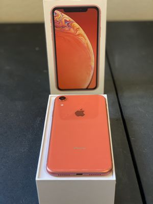 iPhone XR, Coral, 256 GB for Sale in North Las Vegas, NV