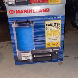100 Gallon Aquarium Filter for Sale in Chandler,  AZ