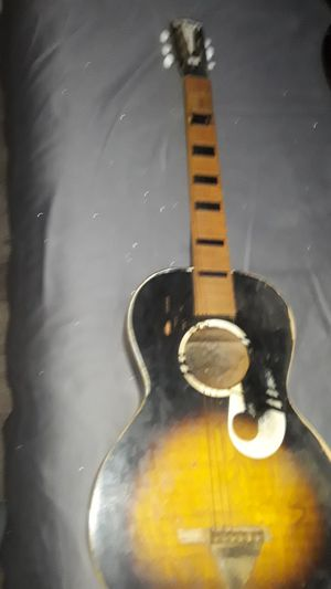 Kay parler guitar acoustic for Sale in Fort Worth, TX