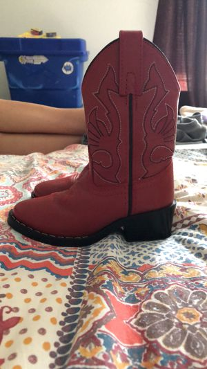 Masterson Boot Co size 8.5 Real Leather Kids Boots NWOT for Sale in Nashville, TN