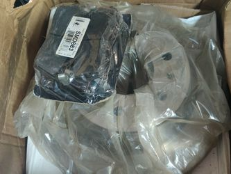 NEW DURALAST REAR ROTORS & BRAKE PADS..FIT GMC #55073 for Sale in Chicago,  IL